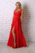 Платье Avila 0632 красный