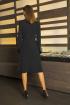 Платье ELLETTO LIFE 1804 черный