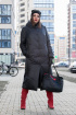 Пальто Lady Secret 8277 черный
