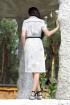 Платье PiRS 430 белый