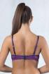 Бюстгальтер Verally 2031-3 пурпур