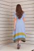 Платье Rishelie 659 узкая_полоска