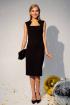 Платье Daloria 1751 черный