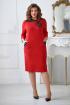 Платье Rumoda 2010 красный