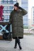 Пальто Lady Secret 8274 хаки