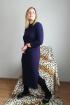 Платье FS 5017 синий