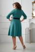 Платье Rumoda 2011/1 зеленый
