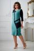 Платье Rumoda 2007 зеленый