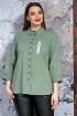 Рубашка Белтрикотаж 4324 олива
