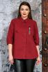 Рубашка Белтрикотаж 4324 бордо