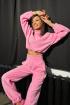 Брюки Rawwwr clothing 126 розовый
