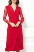 Платье AYZE 1854 красный