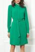 Платье AYZE 957 зеленый
