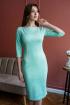 Платье Madech 185271 мятный