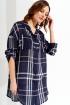 Рубашка Prestige 4053/3 темно-синий