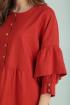 Платье TVIN 8111-2 терракот