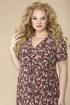 Платье Romanovich Style 1-2106 терракот