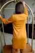 Платье Ivera 791 горчица