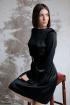 Платье Ivera 917 черный