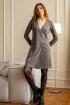 Платье Ivera 918 серый
