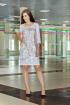 Платье Talia fashion Пл-1-085 пудра