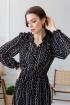 Платье Claire 2203 черный