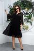 Платье Anastasia 251 черный_соты