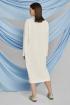 Платье ELLETTO LIFE 1816 молочный