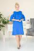 Платье ASV 2384 синий