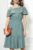 Платье AYZE 1098 полынь