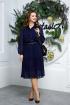 Платье Anastasia 488 синий