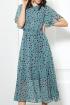 Платье AYZE 1948 бирюза