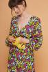 Платье VIZANTI 5013 фуксия