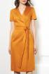 Платье,  Пояс AYZE 1647 оранжевый