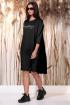 Платье Faufilure С1157 черный