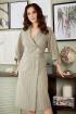Платье Мода Юрс 2650 бежевый