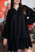 Платье KRASA 235-21 черный