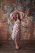 Платье KRASA 238-21 беж