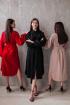 Платье KRASA 238-21 черный