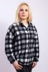 Рубашка Пинск Стиль 3953 черный