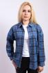 Рубашка Пинск Стиль 3953 синий