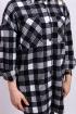 Рубашка Пинск Стиль 3956 черный