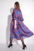 Платье Michel chic 2047 красно-синий