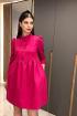 Платье Sisters Solonko 910 фуксия
