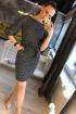 Платье PUR PUR 521/10 черный