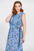 Платье Mubliz 520 голубой