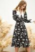 Платье VIZANTI 8172 черный
