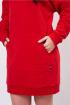 Платье FORMAT 17013 красный