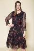 Платье DaLi 4271 чёрный