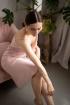 Платье SUNITSA 202 пыльная-роза